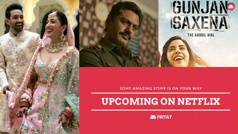 Netflix India Gifts 17 New Originals to its Viewers