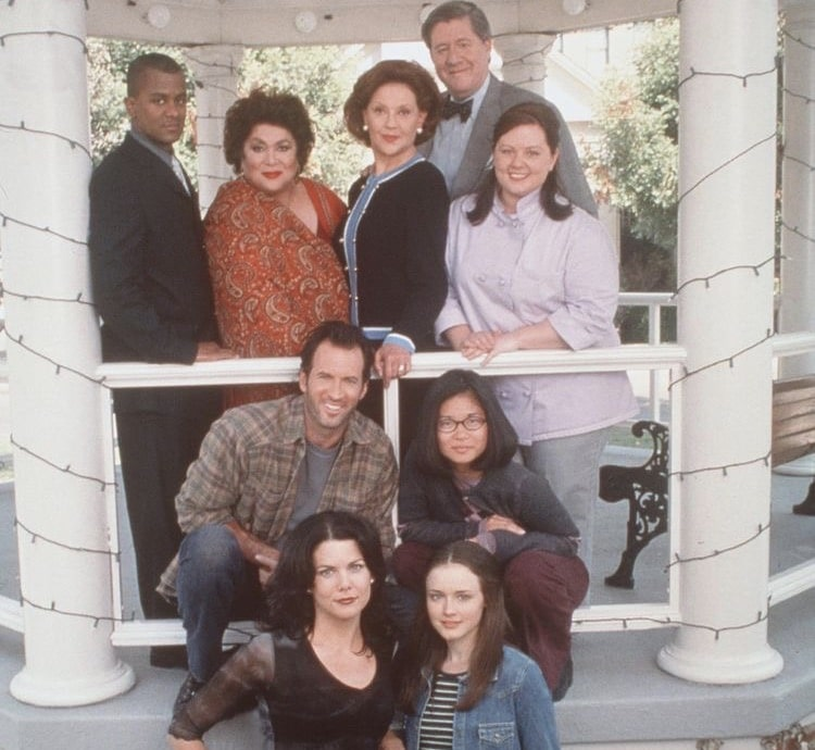 The Stars Hollow town stars!