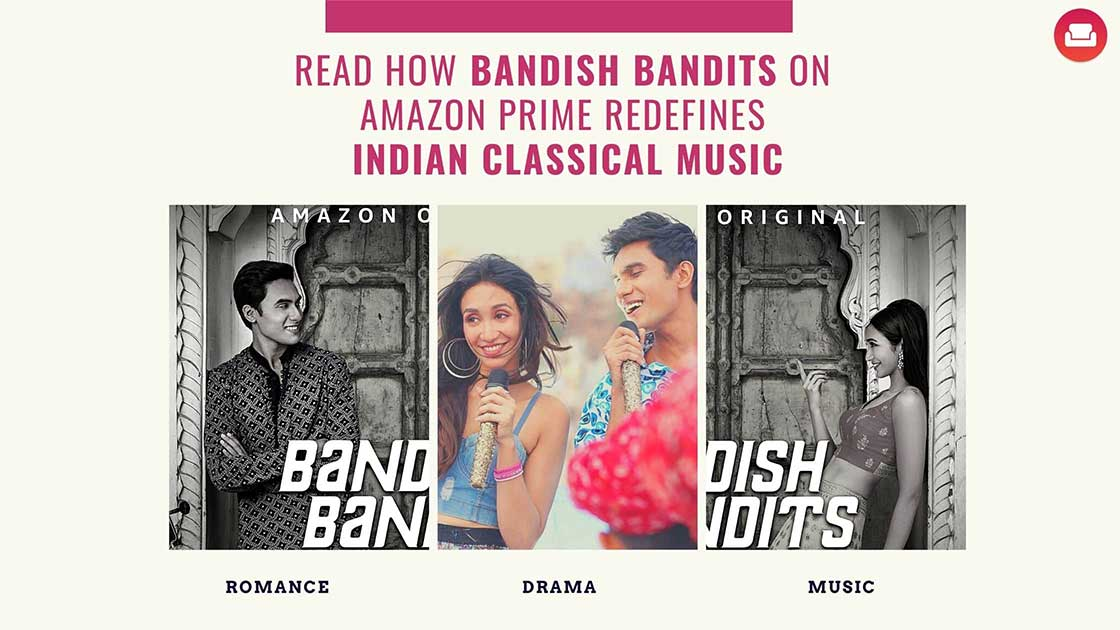 Bandish Bandits on Amazon Prime redefines Indian Classical Music