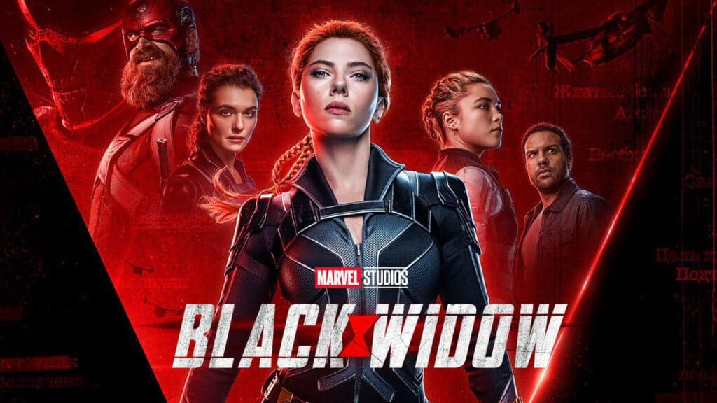 black widow trailer review