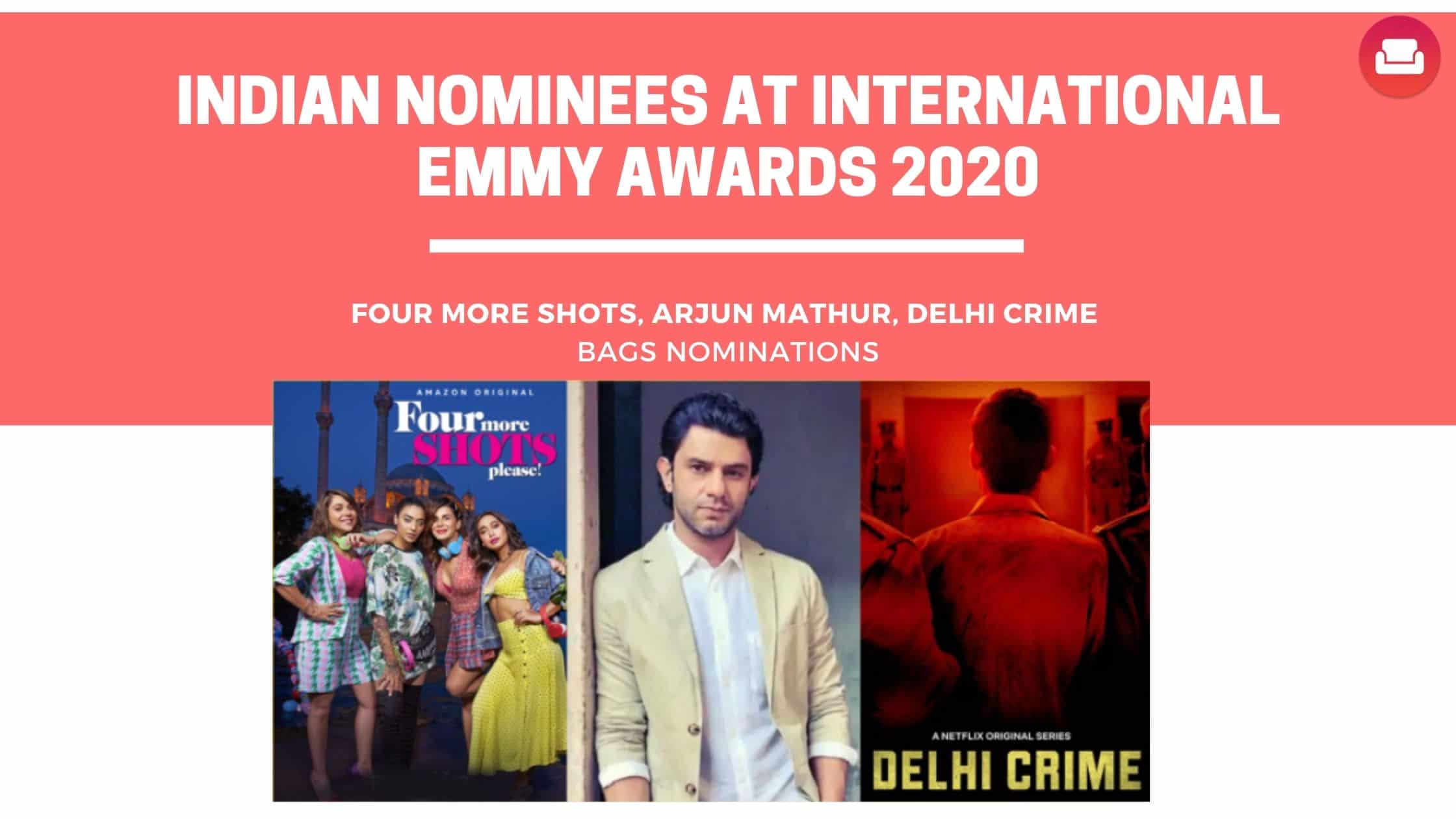 INTERNATIONAL EMMY 2020 – Indian Nominees