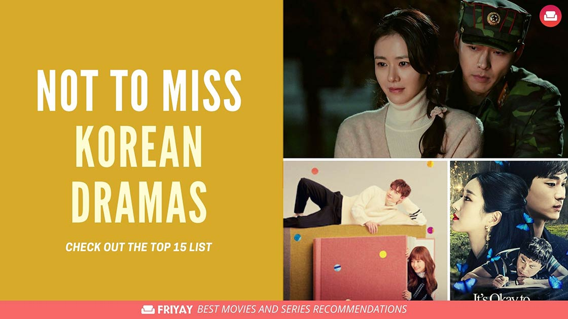 15 Best Korean Series that will blow your mind!