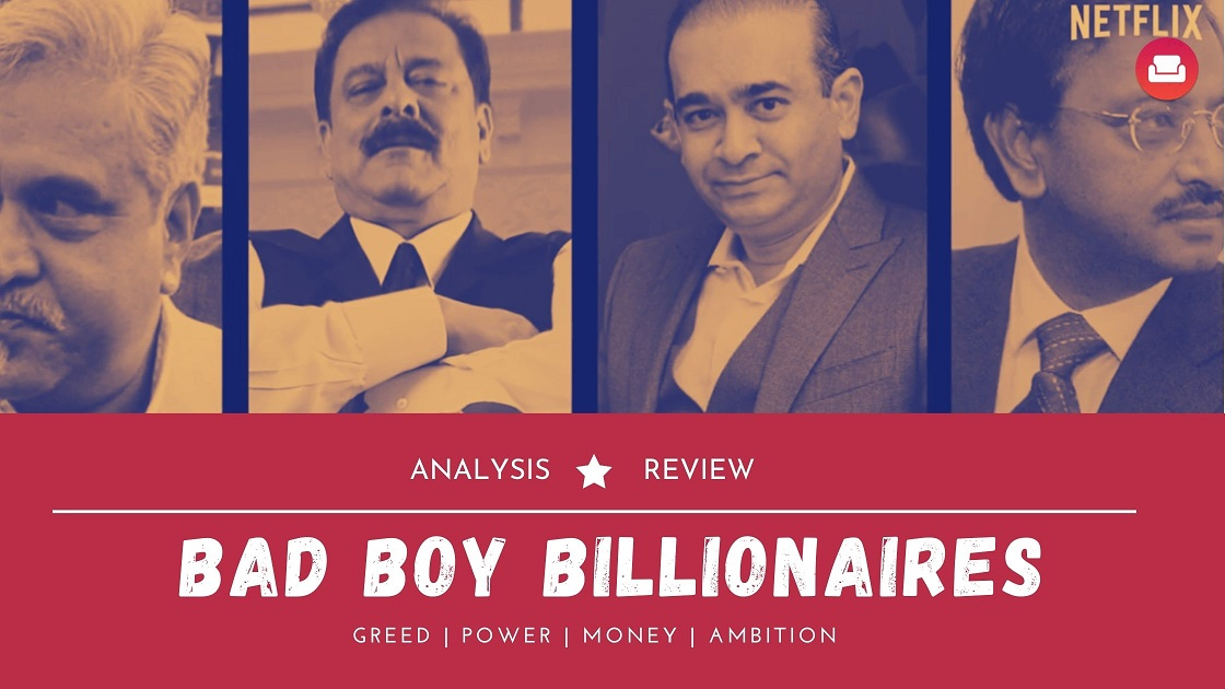 Netflix's 'Bad Boy Billionaires' exposes India's dirty business tycoons