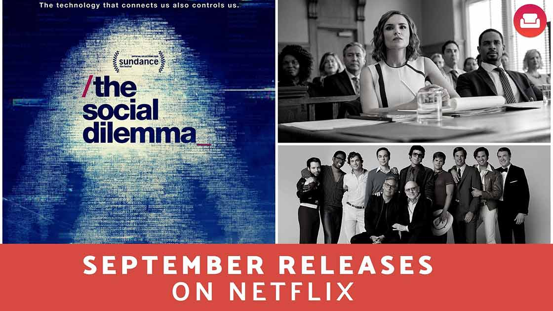 September Releases on Netflix That Are Worth Watching
